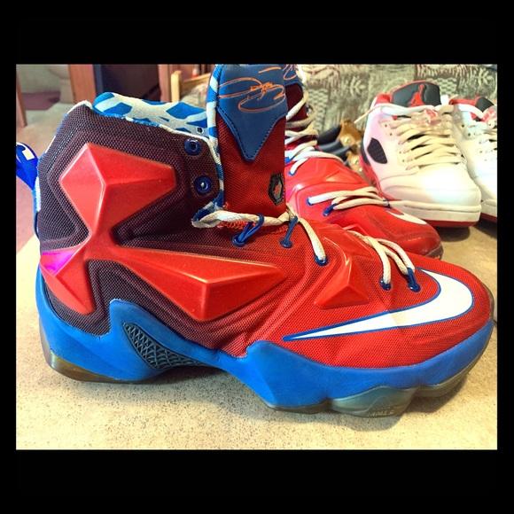 Nike Shoes Lebron James Xiii Poshmark